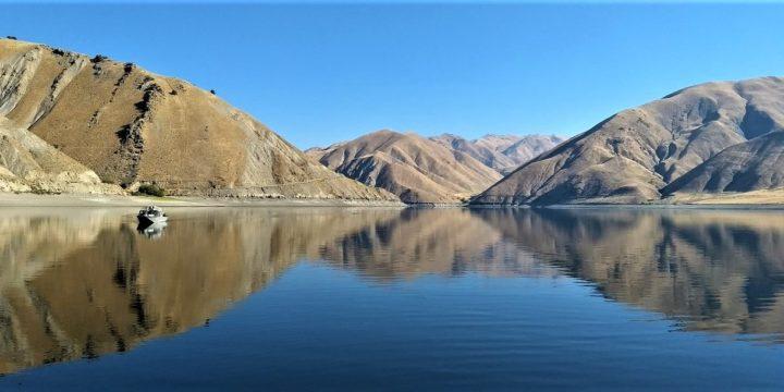 A mercury mystery in Hells Canyon: Wisconsin researchers awarded USGS grant for project in eutrophic reservoirs